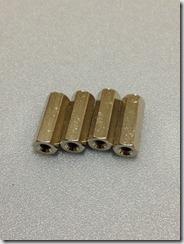六角スペーサーM3メス-メス15mm