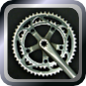 gear ratio calculator icon